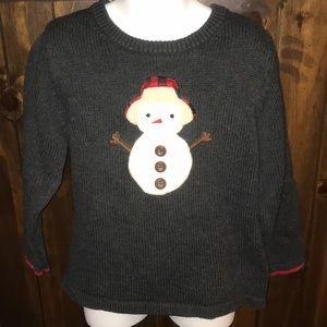 OshKosh Holiday Sweater size 4T